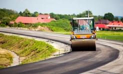 Ruszyły prace przy budowie drogi Racibórz–Pszczyna - Serwis informacyjny z Rybnika - naszrybnik.com