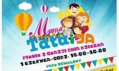 Mama, tata i ja, czyli piknik z okazji Dnia Dziecka w Boguszowicach - Serwis informacyjny z Rybnika - naszrybnik.com