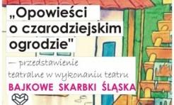 Opowieść o czarodziejskim ogrodzie w rybnickiej bibliotece - Serwis informacyjny z Rybnika - naszrybnik.com