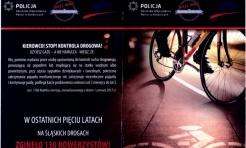 Powstała ulotka w trosce o rowerzystów - Serwis informacyjny z Rybnika - naszrybnik.com
