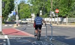 Podpórki dla rowerzystów - Serwis informacyjny z Rybnika - naszrybnik.com