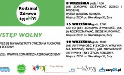 Rusza projekt Rodzina! Zdrowo żyjeMY! - Serwis informacyjny z Rybnika - naszrybnik.com