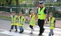 Ruszyła akcja Bezpieczna droga do szkoły - Serwis informacyjny z Rybnika - naszrybnik.com