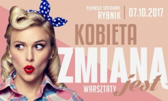 Kobieta jest zmianą - warsztaty dla kobiet w DK Chwałowice - Serwis informacyjny z Rybnika - naszrybnik.com