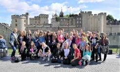 Uczniowie G7 i SP36 na wycieczce w Londynie - Serwis informacyjny z Rybnika - naszrybnik.com