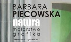 Natura - wystawa malarstwa i grafiki Barbary Piecowskiej - Serwis informacyjny z Rybnika - naszrybnik.com