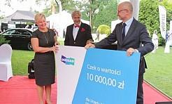 Rybnik z czekiem na dziesięć tysięcy - Serwis informacyjny z Rybnika - naszrybnik.com