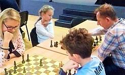 Szachowa rywalizacja o tytuł najlepszej rodziny - Serwis informacyjny z Rybnika - naszrybnik.com