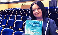 Uczennica rybnickiego ZSEU z wyróżnieniem w ogólnopolskim konkursie - Serwis informacyjny z Rybnika - naszrybnik.com