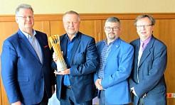 Puchar Mistrzostw Świata Siatkarzy 2018 gościł w rybnickim starostwie - Serwis informacyjny z Rybnika - naszrybnik.com