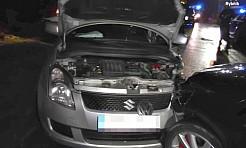 Zdarzenie z udziałem pięciu pojazdów - Serwis informacyjny z Rybnika - naszrybnik.com