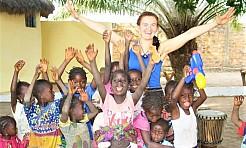 Rybniczanka w muzycznej podróży do Afryki - Serwis informacyjny z Rybnika - naszrybnik.com