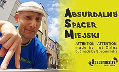 Absurdalny Spacer Miejski ze Spacermistrzem!  - Serwis informacyjny z Rybnika - naszrybnik.com