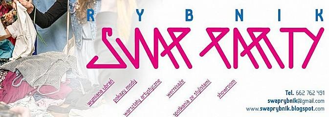 Rybnik Swap Party vol. VIII - pierwsze warsztaty już w sobotę! - Serwis informacyjny z Rybnika - naszrybnik.com