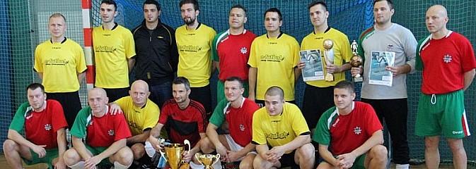 Mistrzostwa Policji w Halowej Piłce Nożnej - Serwis informacyjny z Rybnika - naszrybnik.com