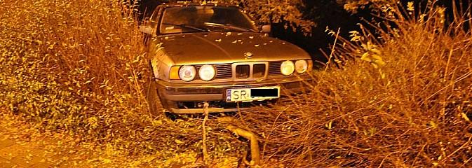 Kierowca BMW przeszarżował na Odrostradzie w Raciborzu - Serwis informacyjny z Rybnika - naszrybnik.com