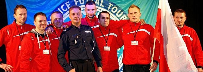 Policjanci z Rybnika zajęli 3. miejsce na Mistrzostwach Świata IPA - Serwis informacyjny z Rybnika - naszrybnik.com