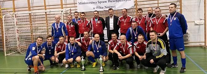 Policjant z Rybnika królem strzelców - Serwis informacyjny z Rybnika - naszrybnik.com