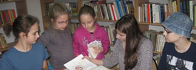 Pełne wrażeń ferie w bibliotece  - Serwis informacyjny z Rybnika - naszrybnik.com