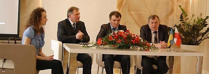 Ukraińscy samorządowcy z wizytą w Czerwionce-Leszczynach - Serwis informacyjny z Rybnika - naszrybnik.com