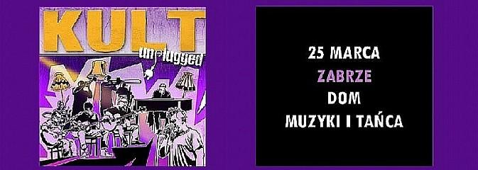 Jedyny taki koncert na Śląsku – Kult  Unplugged - Serwis informacyjny z Rybnika - naszrybnik.com