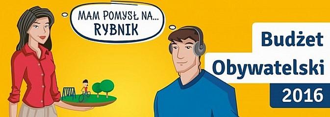 Masz pomysł na Rybnik? Skorzystaj z budżetu obywatelskiego! - Serwis informacyjny z Rybnika - naszrybnik.com