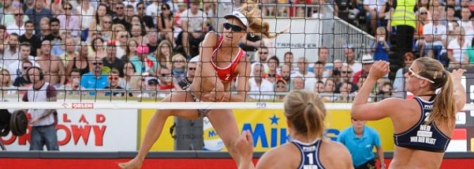 Rybniczanka - Monika Brzostek oraz Kinga Kołosińska wywalczyły brązowy medal w Grand Slam w Olsztynie - Serwis informacyjny z Rybnika - naszrybnik.com
