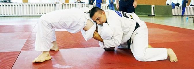 Policjant z Rybnika na podium Wojewódzkich Mistrzostw Polski Policji w Judo - Serwis informacyjny z Rybnika - naszrybnik.com