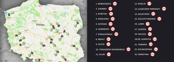 23 miejsca, w których musisz uważać w drodze na Święto Zmarłych - Serwis informacyjny z Rybnika - naszrybnik.com