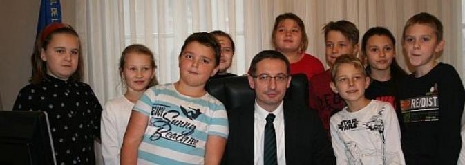 Dzieci przepytały prezydenta - Serwis informacyjny z Rybnika - naszrybnik.com