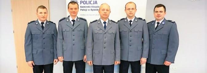 Wojewoda nagrodził bohaterskich policjantów z Rybnika - Serwis informacyjny z Rybnika - naszrybnik.com