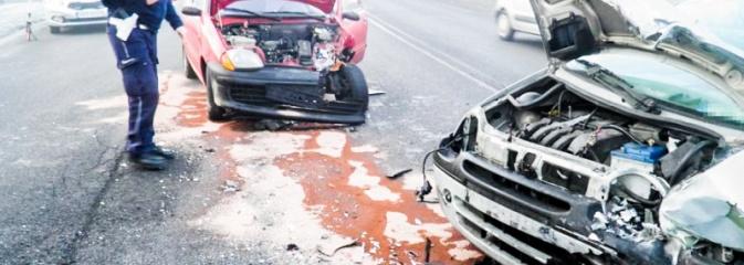 Groźny wypadek w Czerwionce-Leszczyny - Serwis informacyjny z Rybnika - naszrybnik.com