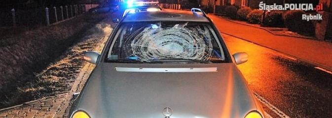 Mieszkaniec Raciborza potrącił pieszego i uciekł nie udzielając pomocy. Był pijany i nie miał prawa jazdy - Serwis informacyjny z Rybnika - naszrybnik.com