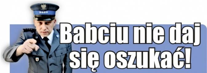 Nie daj się nabrać! Oszustwa na wnuczka i na policjanta - Serwis informacyjny z Rybnika - naszrybnik.com