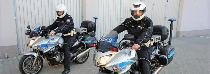 Policyjne motocykle wyruszyły na drogi - Serwis informacyjny z Rybnika - naszrybnik.com