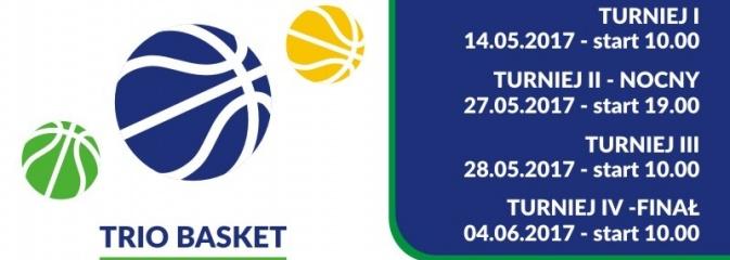 Rusza III edycja Trio Basket. Zapisy tylko do jutra - Serwis informacyjny z Rybnika - naszrybnik.com