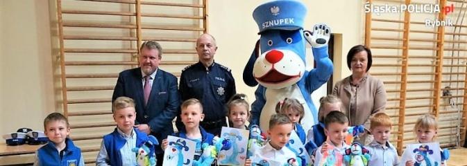 Sznupek zasilił szeregi rybnickiej Policji - Serwis informacyjny z Rybnika - naszrybnik.com