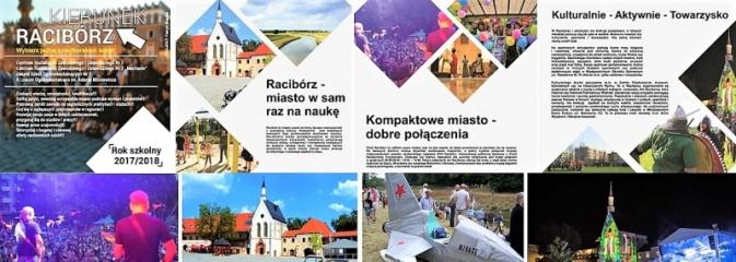 KIERUNEK Racibórz. Miasto w sam raz na naukę - Serwis informacyjny z Rybnika - naszrybnik.com