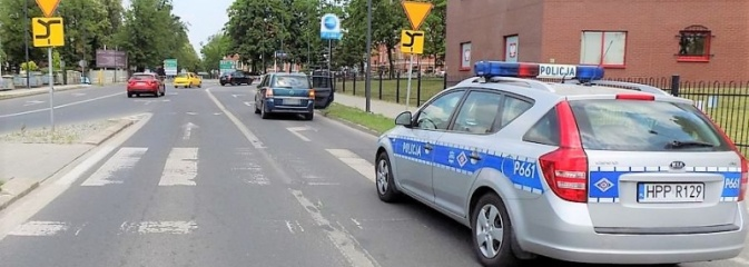 Potrącenie na oznakowanym przejściu dla pieszych - Serwis informacyjny z Rybnika - naszrybnik.com