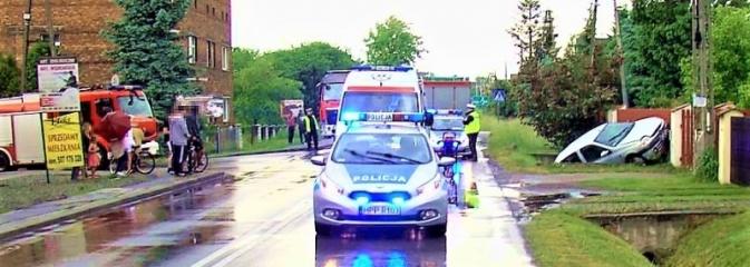 Groźne zdarzenie na ulicy Willowej - Serwis informacyjny z Rybnika - naszrybnik.com