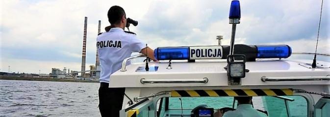 Bezpieczny wypoczynek pod okiem patroli wodnych i rowerowych - Serwis informacyjny z Rybnika - naszrybnik.com