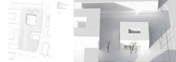 Zwycięska koncepcja pawilonu CEA - Serwis informacyjny z Rybnika - naszrybnik.com