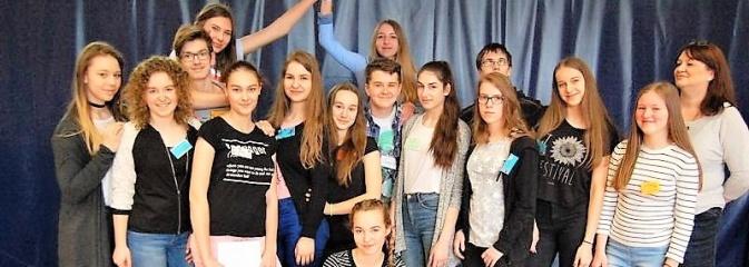 Gimnazjum numer 7 z Rybnika zajęło pierwsze miejsce w konkursie organizowanym przez GIODO - Serwis informacyjny z Rybnika - naszrybnik.com