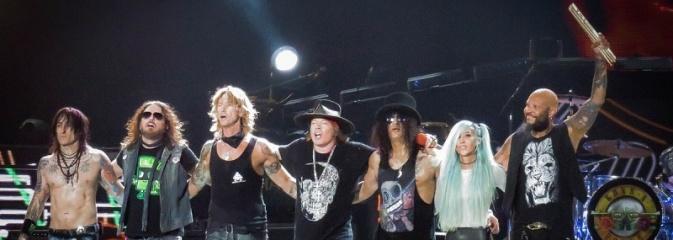 Guns N' Roses zagra na Stadionie Śląskim w lipcu przyszłego roku - Serwis informacyjny z Rybnika - naszrybnik.com