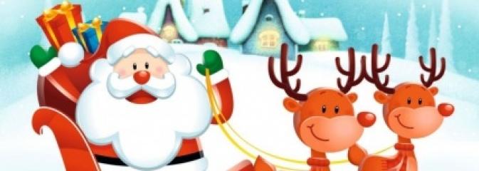 Święty Mikołaj już w drodze do Focus Parku - Serwis informacyjny z Rybnika - naszrybnik.com