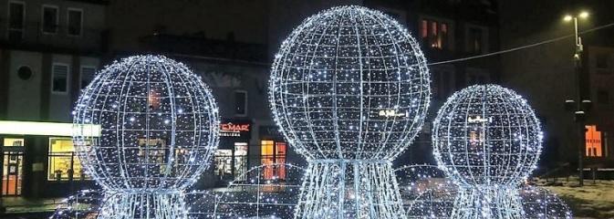 Rybnik w świątecznej szacie - Serwis informacyjny z Rybnika - naszrybnik.com