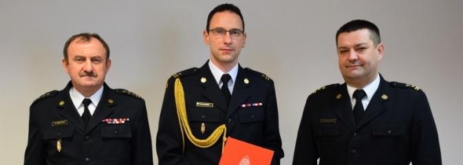 Powołanie Komendanta Miejskiego PSP w Rybniku - Serwis informacyjny z Rybnika - naszrybnik.com