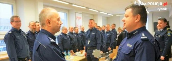 Narada roczna w KMP Rybnik - Serwis informacyjny z Rybnika - naszrybnik.com