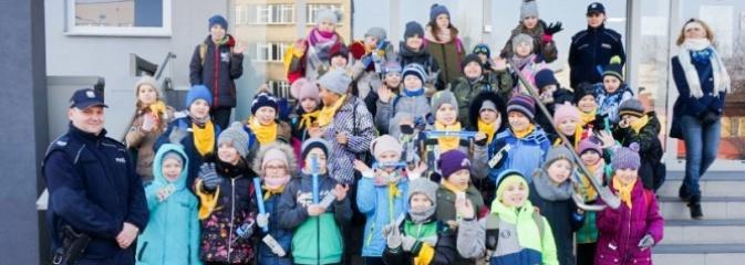 Uczestnicy półkolonii z wizytą w rybnickiej komendzie - Serwis informacyjny z Rybnika - naszrybnik.com