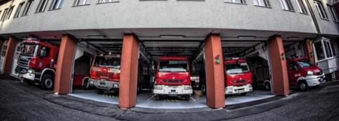 Pożar piwnicy przy Kościuszki w Rybniku - Serwis informacyjny z Rybnika - naszrybnik.com